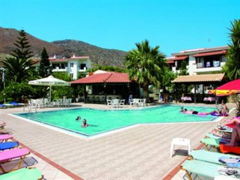 Appartementen Villa Vicky - Chersonissos - Heraklion Kreta
